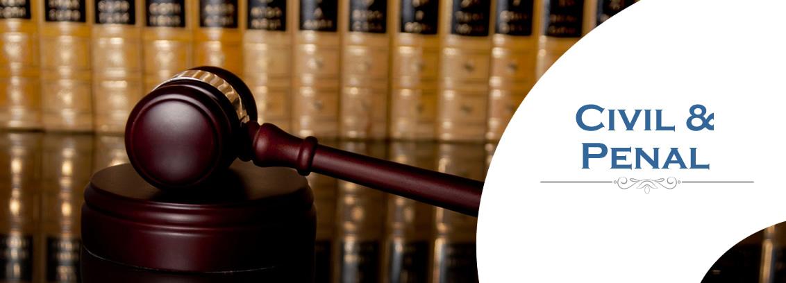 Derecho Civil y Penal